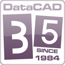 Happy 35th Anniversary DataCAD!